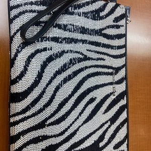 Michael Kors Animal Print Wristlet
